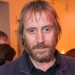 Rhys Ifans and Charlie Fink at opening night of The Lorax