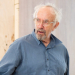 Jonathan Pryce and Eileen Atkins rehearse for Florian Zeller's The Height of the Storm