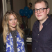 Cressida Bonas, Ian Hislop and Jennifer Saunders join cast of Neville's Island for opening night