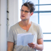 Photos: Matt Smith in rehearsals for Unreachable