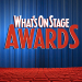Everything you need to follow the WhatsOnStage Awards Concert this weekend