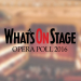 WhatsOnStage Opera Poll 2016