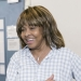 Tina Turner, Adrienne Warren and Kobna Holdbrook-Smith rehearse for Tina the Musical