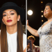 Photos: Amber Riley, Nicole Scherzinger and Emeli Sandé at the Dreamgirls opening night