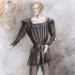 In pictures: Costume designs for John Gielgud's Hamlet and more
