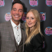 Craig Revel Horwood and Diana Vickers celebrate opening of Son of a Preacher Man