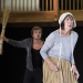 EXCLUSIVE: Eileen Atkins and cast of RSC's The Witch of Edmonton in rehearsals