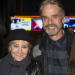 Jeremy Irons and Zoe Wanamaker attend Mr Foote's Other Leg opening night