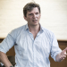 Photos: Nigel Harman in rehearsals for Berkoff double bill