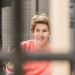 In pictures: Tamsin Greig rehearses with the cast of Twelfth Night