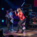 "Mel C sings ""Wannabe"" at School of Rock performance"