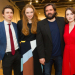 Jack Whitehall and Zawe Ashton join Lily Cole and cast to celebrate The Philanthropist