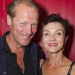Michelle Fairley and Iain Glen celebrate opening night of Road