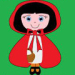 Humorous adaptation of classic tale Little Red Riding Hood