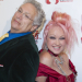 Cyndi Lauper just wants to have fun at Kinky Boots opening
