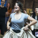 Gemma Arterton and cast rehearse Nell Gwynn