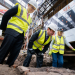 Work begins on Shakespeare playhouse excavation