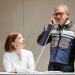 Harry Enfield, Arthur Darvill and the cast of Genesis Inc in photos