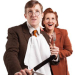Amy Booth-Steel and Haydn Oakley lead Betty Blue Eyes UK tour