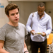 First look at cast of Teddy Ferrara in rehearsals