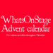 WhatsOnStage Advent calendar: Day 1