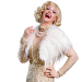 First look at John Partridge in La Cage aux Folles