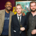 Lenny Henry and cast celebrate opening night of The Resistible Rise of Arturo Ui