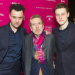 Daniel Mays, Timothy Spall and George MacKay celebrate opening night of The Caretaker