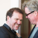 Exclusive Photo: Wonkas Douglas Hodge and Alex Jennings together at Olivier Awards