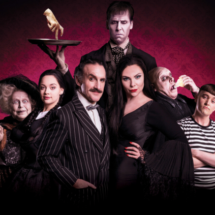 Full cast announced for <em>The Addams Family</em>