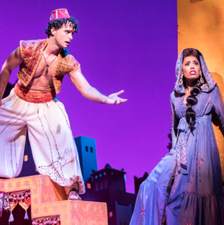 <em>Aladdin</em> to close in the West End