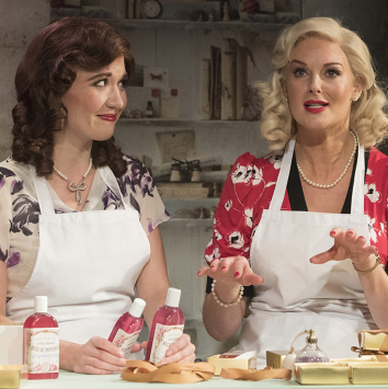 First look at Scarlett Strallen and the cast of <em>She Loves Me</em>