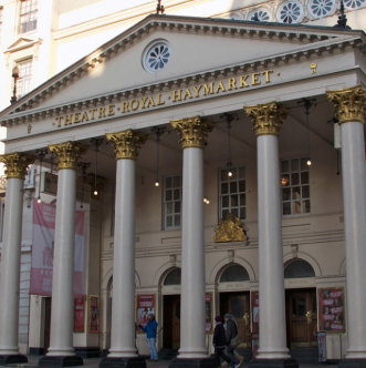 Theatre Royal Haymarket to be sold