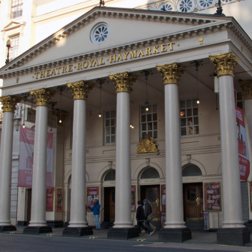 Theatre Royal Haymarket announces new owner
