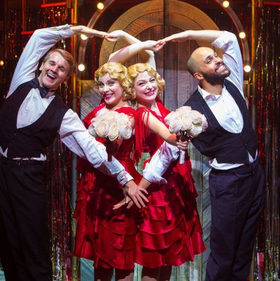 Exclusive first look: Laura Pitt-Pulford and Louise Dearman in <em>Side Show</em>