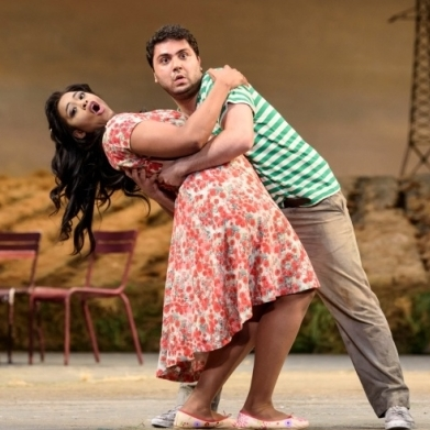 Review: L'elisir d'amore (Royal Opera House)