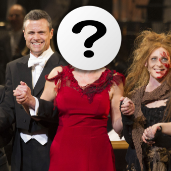 Can you guess these stage stars from their curtain call bows?