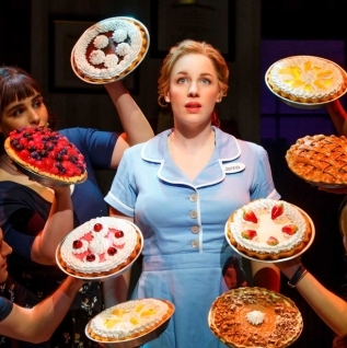 5 reasons why we're excited about Waitress in the West End