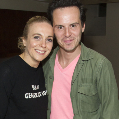 Andrew Scott among guests at <em>Teddy Ferrara</em> opening