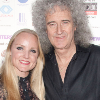 Kerry Ellis and Brian May cancel December tour dates due to illness