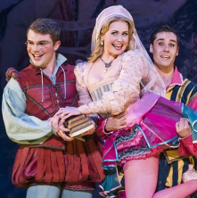 Review: Kiss Me, Kate (Leeds Grand and tour)