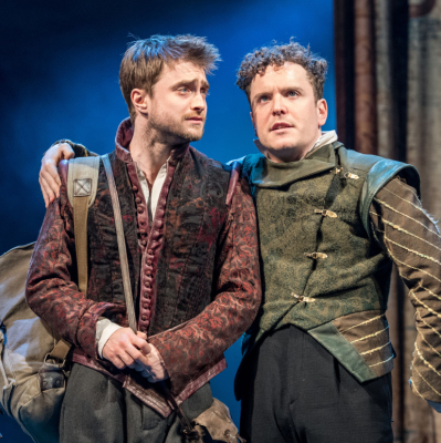 Rosencrantz and Guildenstern Are Dead starring Daniel Radcliffe extends