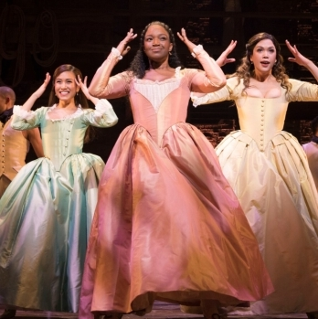 'Lin-Manuel Miranda's Hamilton isn't just a musical, it's a beacon of hope'