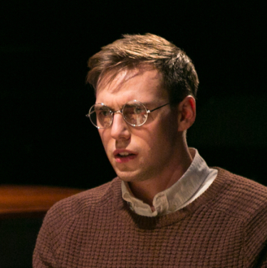Exclusive first look: Jamie Muscato and cast in The House of Mirrors and Hearts - WhatsOnStage.com - jamie-muscato-nathan-97599