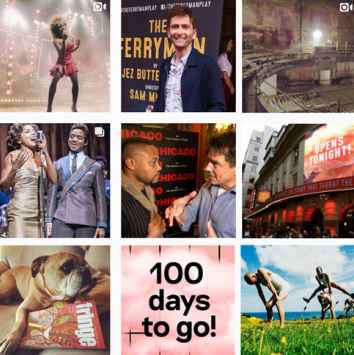 20 Instagram accounts every theatre lover should be following