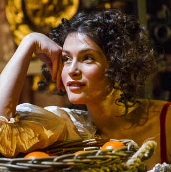 First look: Gemma Arterton in <em>Nell Gwynn</em>