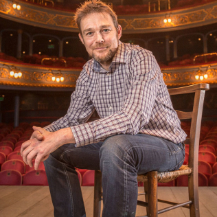 David Greig announces first season at Royal Lyceum