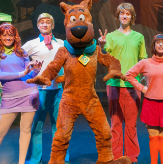 Scooby-Doo musical comes to the London Palladium