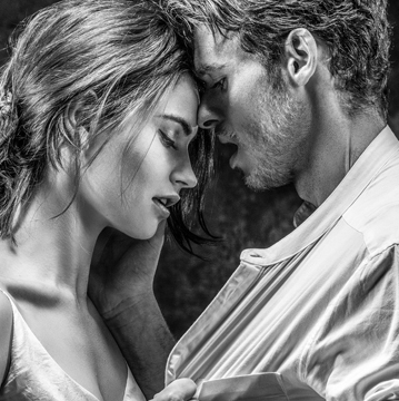First look at Lily James and Richard Madden in <em>Romeo and Juliet</em>