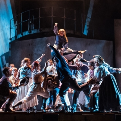 Review: Tiger Bay (Wales Millennium Centre, Cardiff)